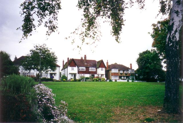 Village Road Green