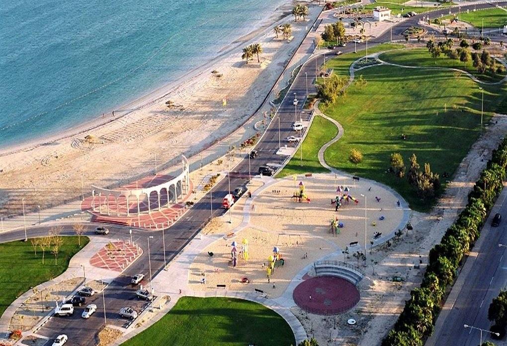 Corniche Fanateer park