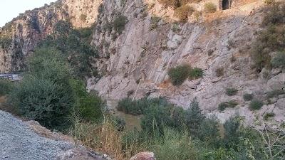 Palestro's Canyon