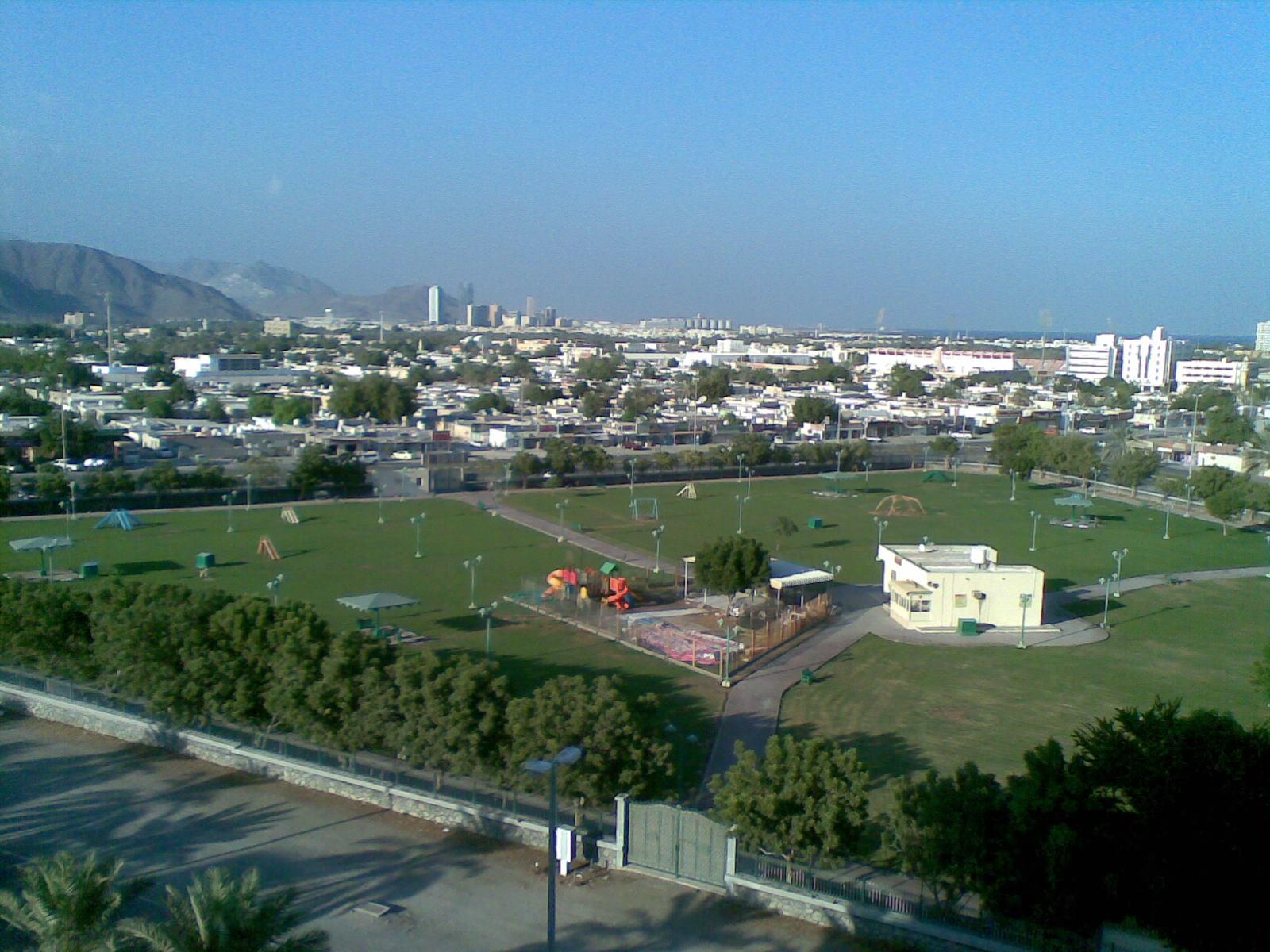 Al Montazah Ladies & Children Park