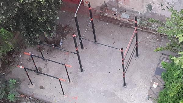 Street Workout Algeria (Dz Ambition)