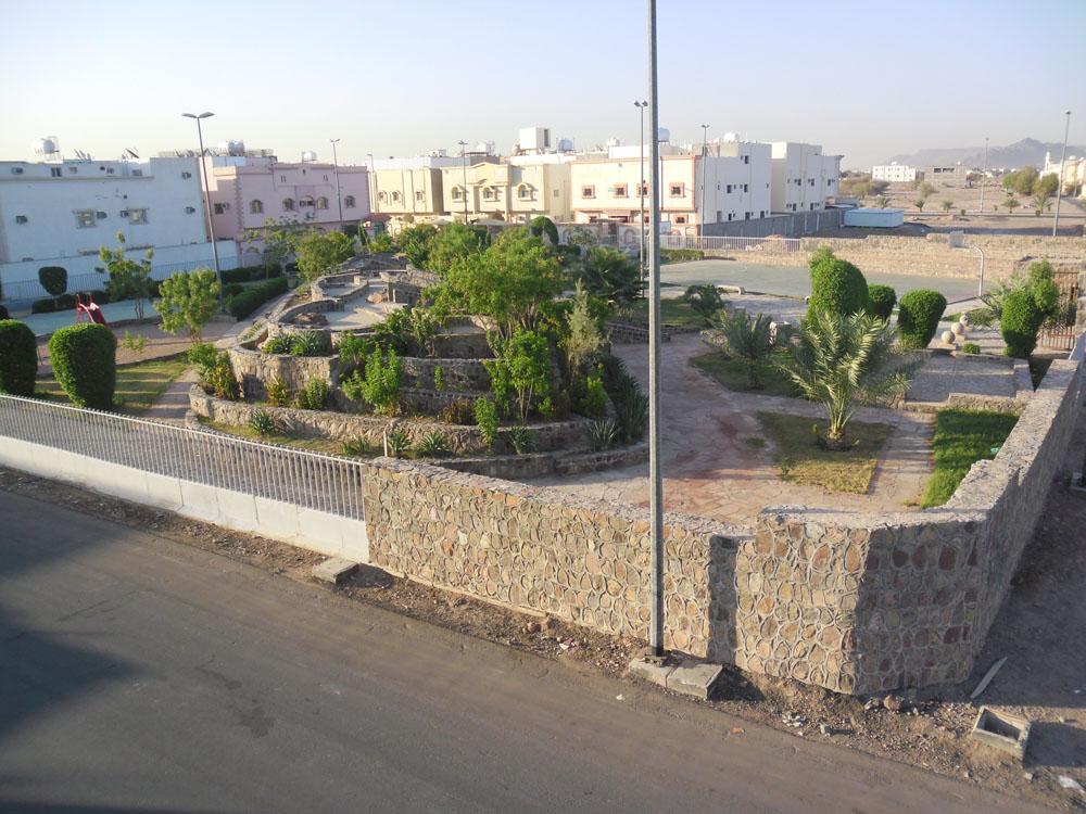 حديقة حي السرجاني