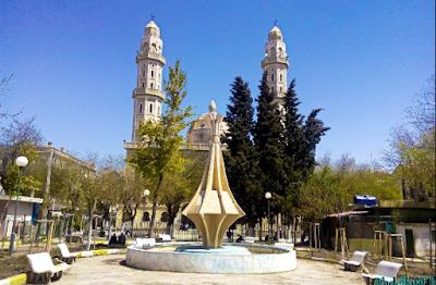 حديقة المسجد
