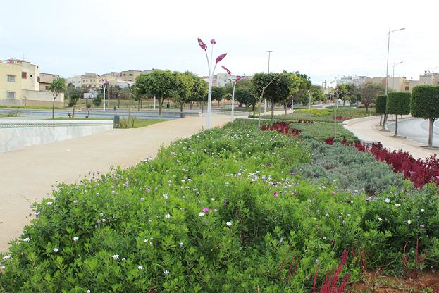 حدائق سلا الجديدة