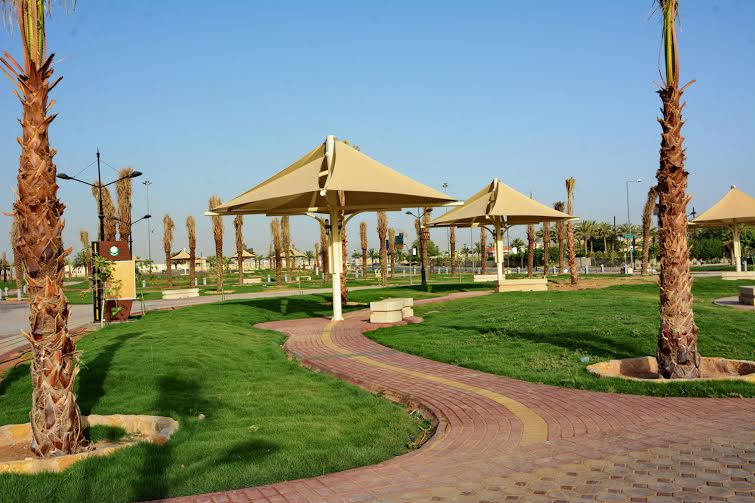 Prince Abdulaziz bin Mohammed bin Ayyaf Park