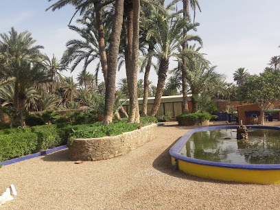 Jardin Boutanique Tighmert