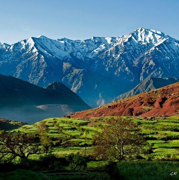 Parc National du Jbel Toubkal