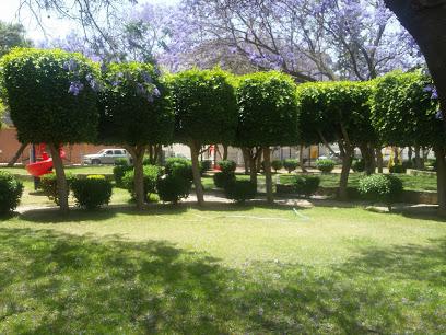 حديقة السعادة