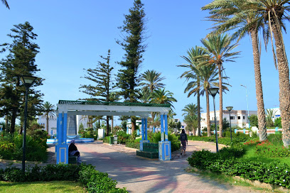 (Parc Sidi Ifni (Place Hassan II
