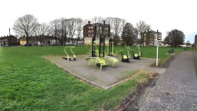 Abbey Wood Park