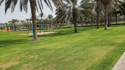 The Public Park in Zayed City