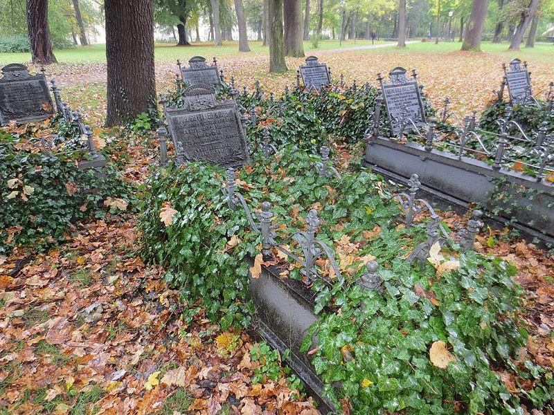 Park der Opfer des Faschismus