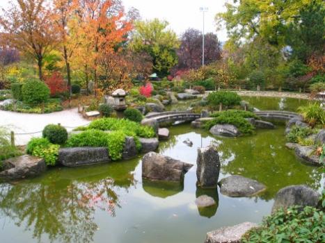 Japanischer Garten Würzburg