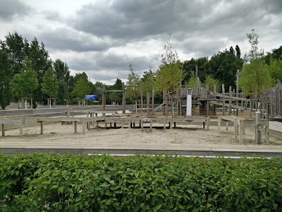 Park at Gleisdreieck