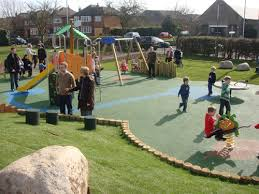 Boundary Road play area