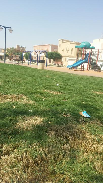 Al Ghadeer Park in Zahrt AL Badeaa'