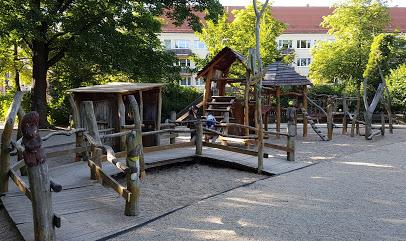 Park auf dem Kaßberg