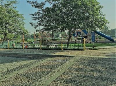 Shakhbout Bin Sultan Park