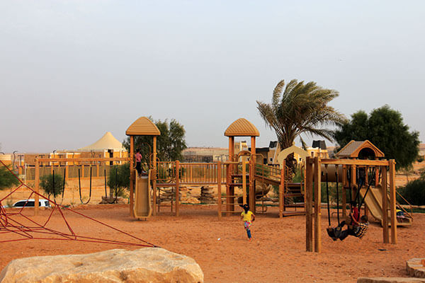 حدائق ترفيهي | حدائق | منتزه الملك سلمان البري