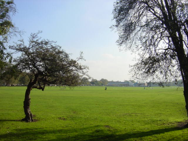 Long Lane Recreation Ground