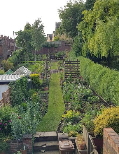 The Lost Garden Of Pontefract