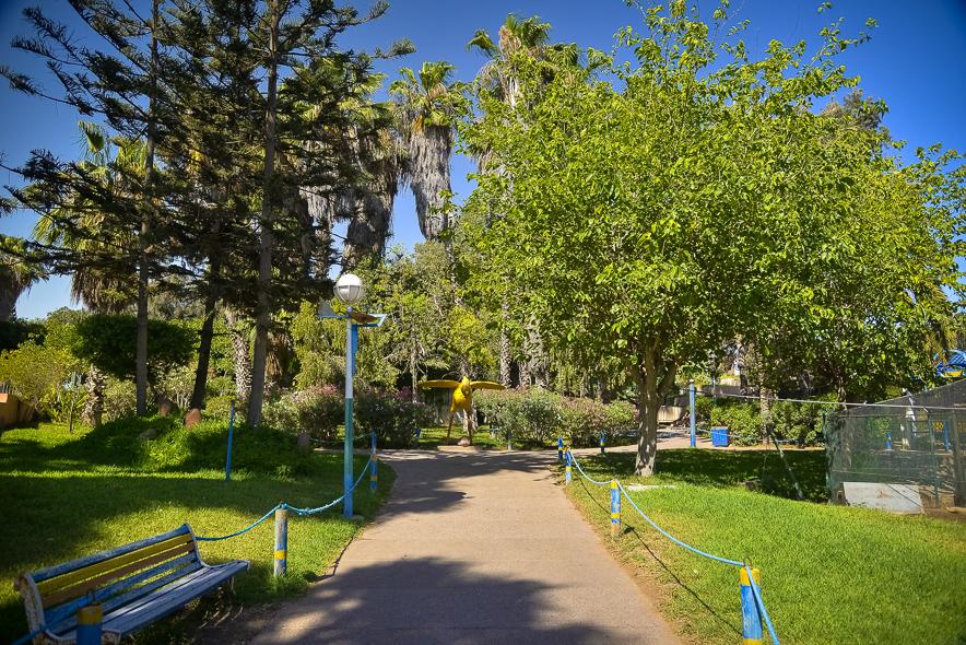 Agadir Birds Valley Park