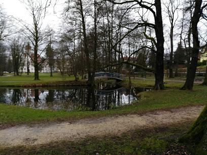 Frei Otto Park Chemnitz