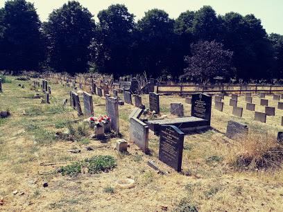 West Ham Cemetery Garden