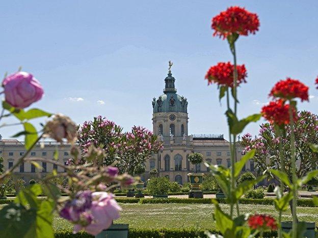 Charlottenburg Palace Gardens