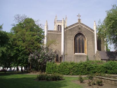 Myddelton Square Gardens