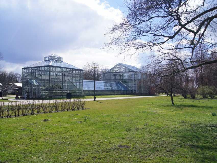 Blankenfelde Botanical Park