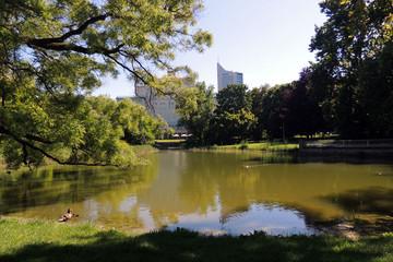 Der Obere Park