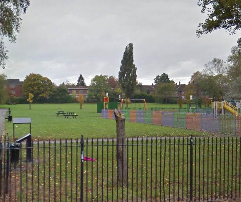 Baguley Park