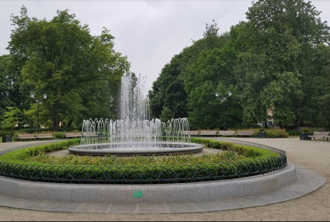 Sereikiškių parko Bernardinų Sodas