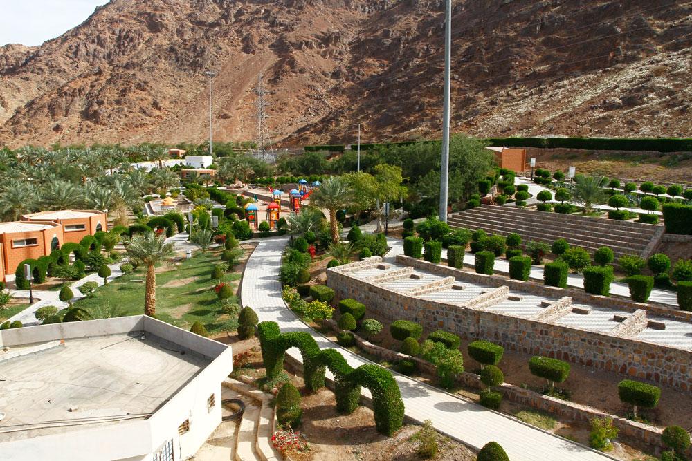 حديقة الأمير محمد بن عبد العزيز