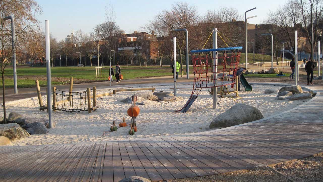 Fordham Park