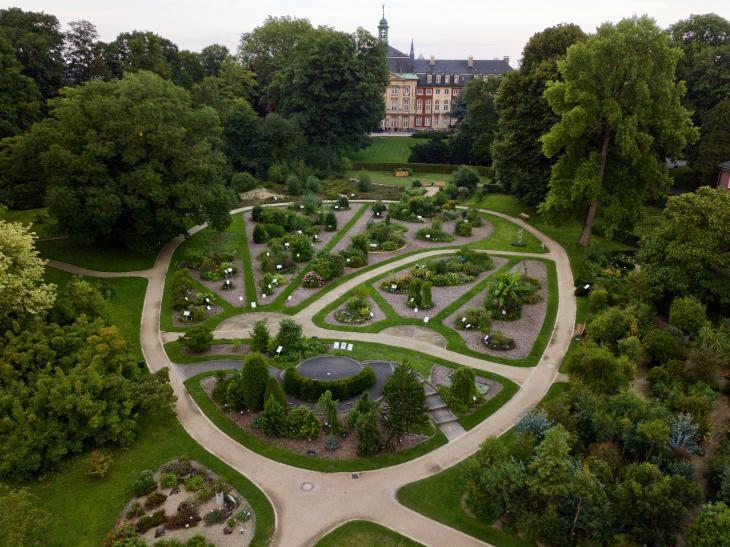 Botanischer Garten - Münster
