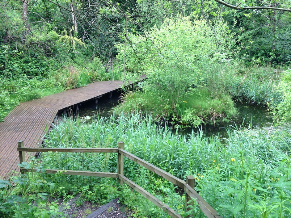 Trfihi Parks Parks Gunnersbury Triangle Local Nature Reserve