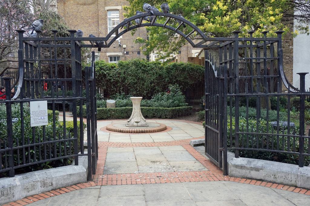 Alec Clifton-Taylor Memorial Gardens
