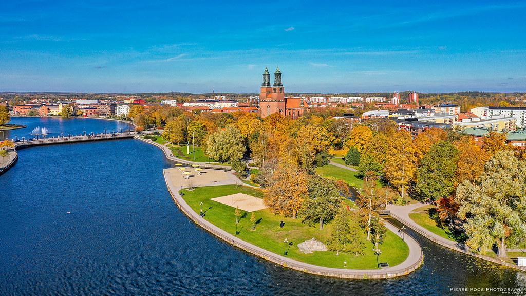 Stadsparken Eskilstuna