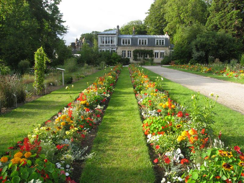 Trfihi Parks Parks Jardin Des Plantes De Caen
