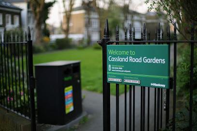 Cassland Road Gardens