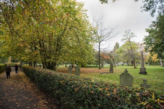 مقبرة مارغرافين بارك