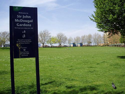 حدائق سير جون ماكدوغال