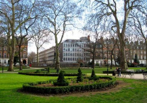 Russell Square Gardens