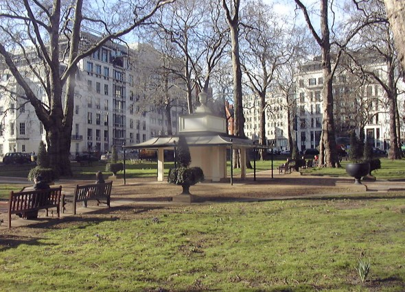 Berkeley Square Gardens