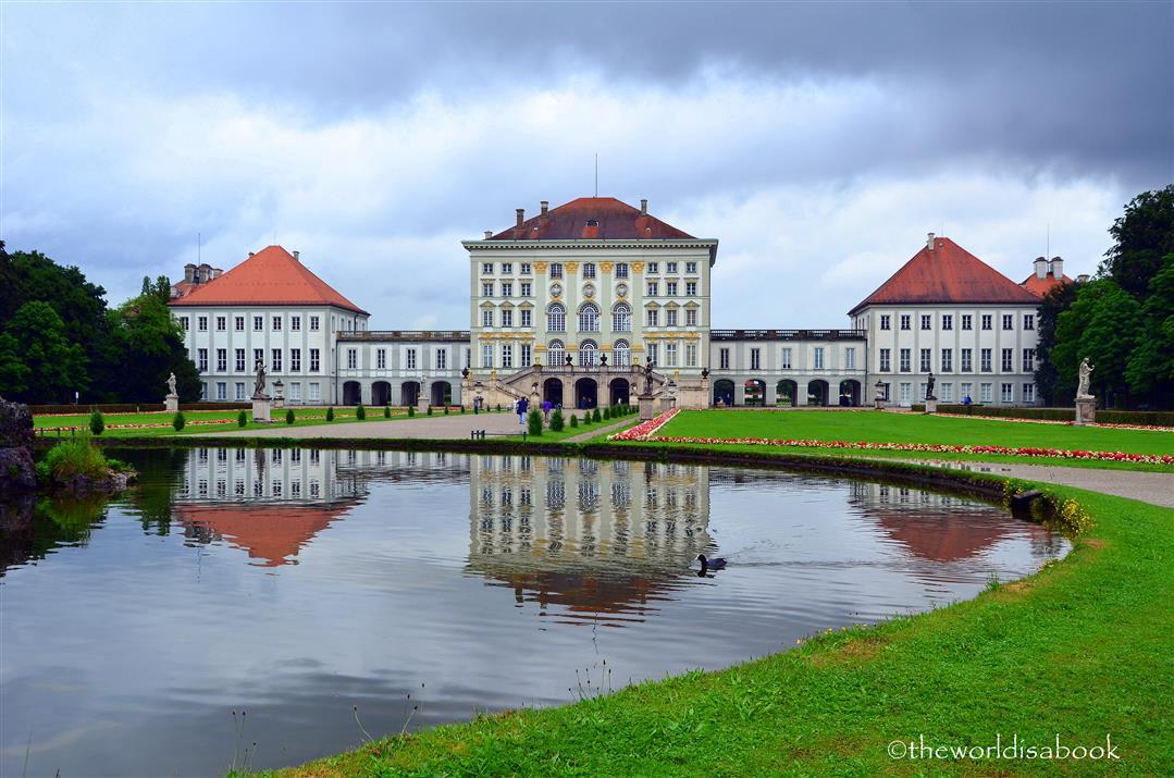 Trfihi Parks | Parks | Nymphenburg Palace