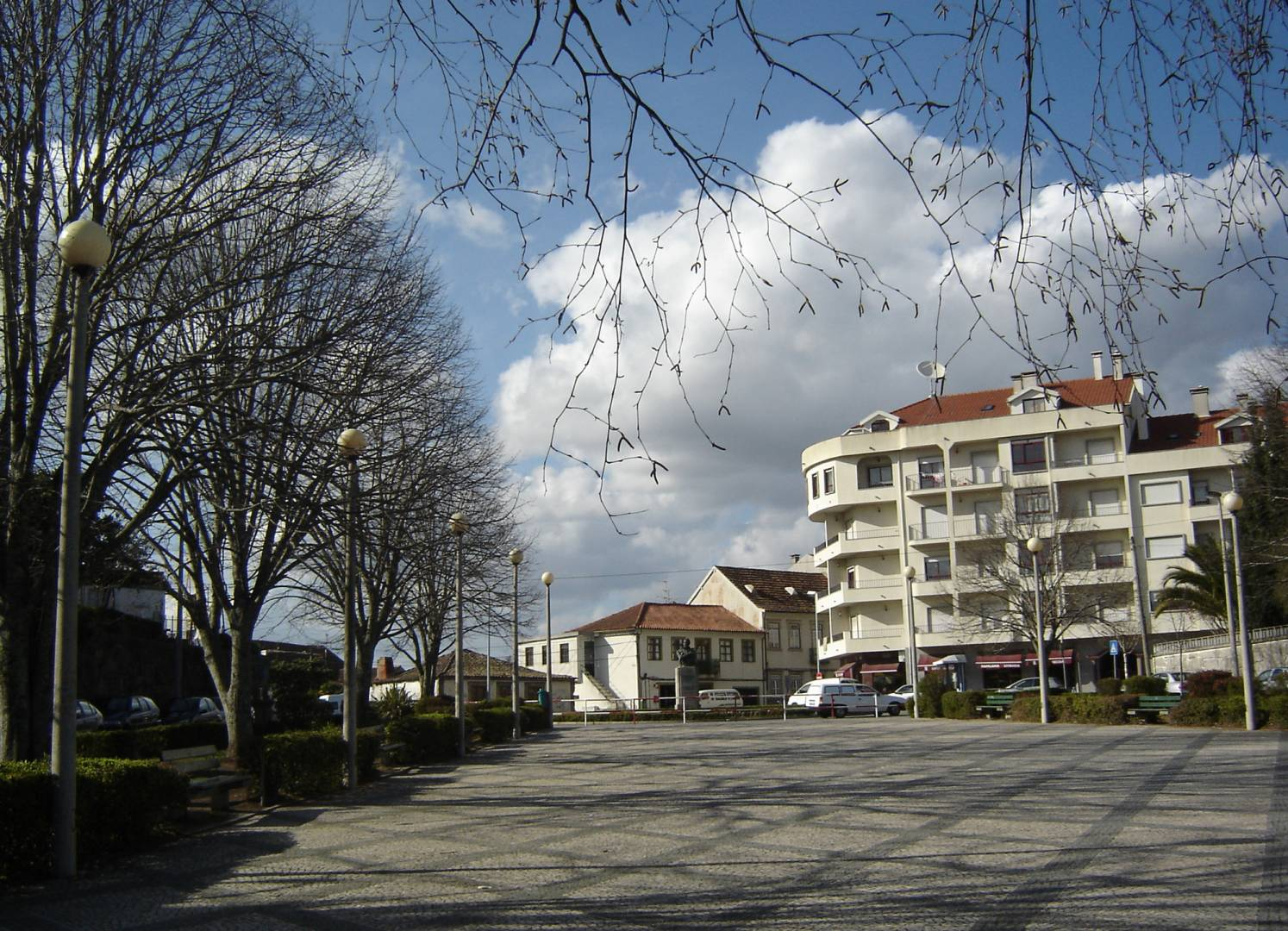 Jardim da Alameda Luís de Camões