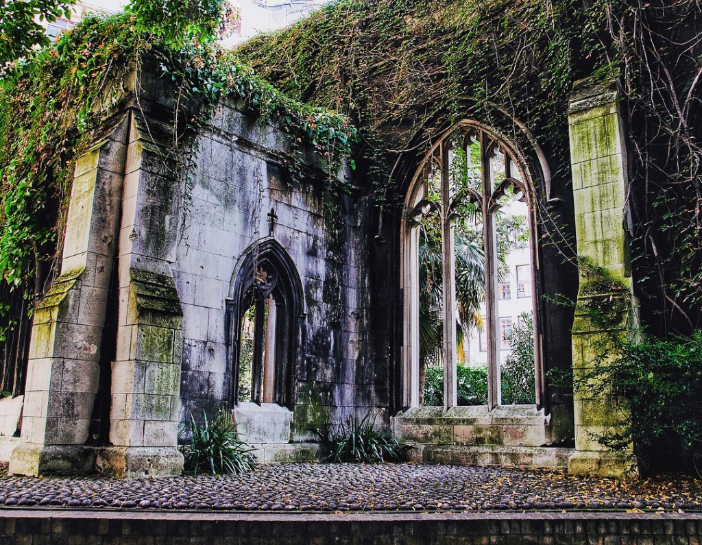 Saint Dunstan Church Garden