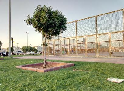 ساحة حي العزيزية 2